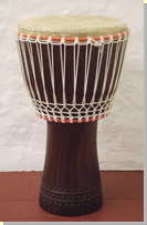 deep-rooted: djembe